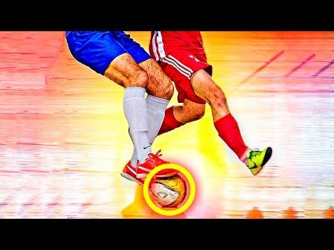 Most Humiliating Skills & Goals ● Futsal (видео)