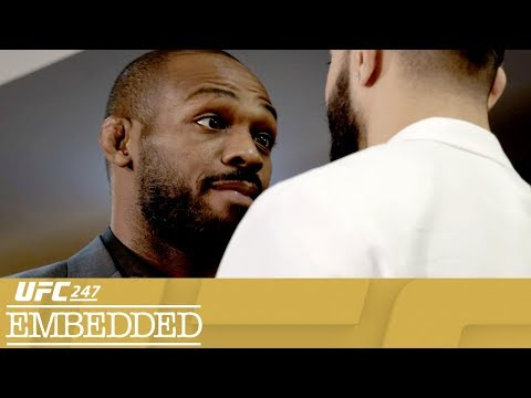 UFC 247 Embedded: Vlog Series - Episode 5