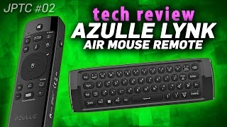 "CHECK out the Azulle Lynk on Amazon -- http://amzn.to/2nXVin3WATCH more ""Tech Check"" -- http://bit.ly/JogTech~~ Tech Check ~~Your host and computer nerd Jonathan Paula ""checks"" out the latest ""tech"" in each new episode; by reviewing its form, function, and value in a comprehensive, but unscripted format. Everything from cameras and thermostats to gaming accessories and cell phones featured. Born in February 1986, Jonathan Paula is a professional YouTuber and creator of the hit web series, ""Is It A Good Idea To Microwave This?"". In April 2006 he founded Jogwheel Productions, a new media production company that specializes in web video. Jon graduated from Emerson College in 2008 with a degree in Television Production / Radio Broadcasting. He currently lives in Rockingham, NH with his wife Rebecca.~~ Jogwheel Shows ~~Movie Night ----------------------- http://bit.ly/JogJPMN The Microwave Show -------- http://bit.ly/JogTMSDon't Eat The Spam ----------- http://bit.ly/JogSpamTech Check ----------------------- http://bit.ly/JogTechGame Time Hangouts -------- http://bit.ly/JogGameJogwheel Originals ------------- http://bit.ly/JogOriginalsRoller Coaster Commotion - http://bit.ly/JogRCCLive Time ---------------------------- http://bit.ly/JogLiveWeird Part Of YouTube ------- http://bit.ly/JogWeird3 Steps To Success ------------ http://bit.ly/Jog3Steps~~ Jon's Other Channels ~~Jon's World (2nd Channel) -- http://bit.ly/JonWorldMovie Night Archive ----------- http://bit.ly/JPMNYTThe Microwave Show --------- http://bit.ly/TMSArchiveuStream Live Shows ---------- http://bit.ly/JogLive~~ Social Media & Merch ~~Twitter --------------------- http://bit.ly/JonTWFacebook ---------------- http://bit.ly/JonFBFanInstagram ---------------- http://bit.ly/JonInstaPatreon ------------------- http://bit.ly/JonPatreonLetterboxd --------------- http://bit.ly/JonLetterboxdT-Shirts ------------------- http://bit.ly/JogStore~~ Technical ~~Created by ------ Jonathan PaulaCamera ---------- Panasonic HMC-150Microphone ----- Sennheiser ME 66Software --------- Adobe Premiere Pro CC 2015Computer ------- http://bit.ly/JonPaulaPC• Jogwheel Productions © 2017 •~"