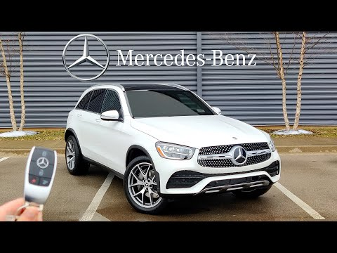 2021 Mercedes GLC 300 // The #1 Mercedes for a REASON! (2021 Changes)