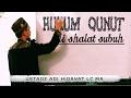 Hukum Do 39 A Qunut Di Shalat Subuh  Ustadz Adi Hidayat Lc Ma