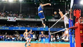Video Ivan Zaytsev The King Of Volleyball In The World |  Mens World Championship 2018 MP3, 3GP, MP4, WEBM, AVI, FLV Februari 2019