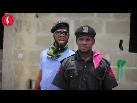 Police Training (full Video) Brodashaggi | Officer Woos | Comedy | Oya Hit Me