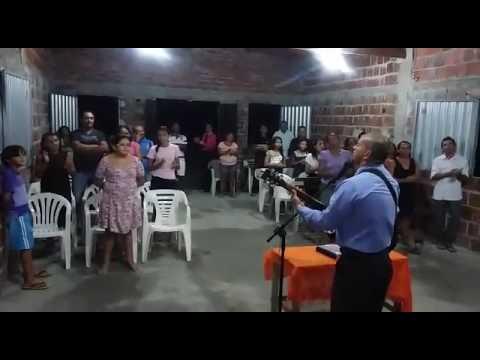 Obra missionária em Baixio dos Macarios-Cascavel ce.
