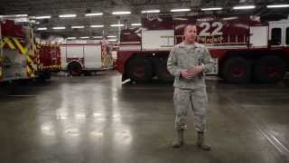 Goldsboro (NC) United States  city images : Seymour Johnson Firefighters USAF