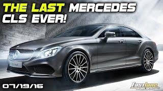 Mercedes CLS Final Edition, Matt LeBlanc Buys Ford Focus RS, BMW 1-Series Sedan - Fast Lane Daily by Fast Lane Daily