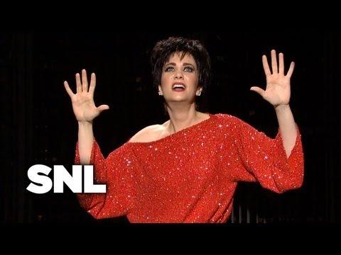 Liza Minnelli Tries to Turn Off a Lamp - SNL