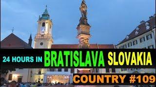 Bratislava Slovakia  city images : A Tourist's Guide to Bratislava, Slovakia