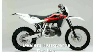 8. 2011 Husqvarna WR 250 Features & Specification
