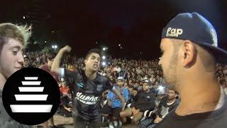 MKS & DUKI vs BEELZE & PAULO - SEMIFINAL (Pretemporada 2vs2 2017) - El Quinto Escalón