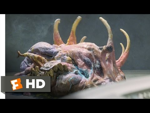 Galaxy Quest (7/9) Movie CLIP - Beaming Up A Pig Lizard (1999) HD