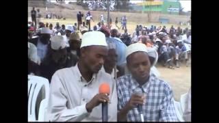 Muhadhara Kenya, Arusha, ZNZ&Luanda