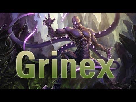 HoN Hero Spotlight: Grinex