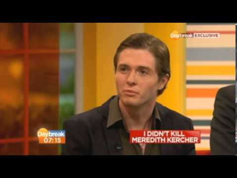 Amanda Knox's ex boyfriend complains case has impacted HIS life