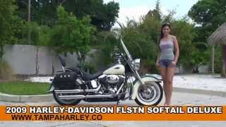 4. Used 2009 Harley Davidson Softail Deluxe Motorcycles for sale in Lakeland, FL