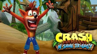 Crash Bandicoot for Nintendo Switch! by SkulShurtugalTCG