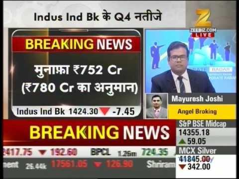 Zee Business Buzzing News, 19 April 2017 - Mr. Mayuresh Joshi, Angel Broking