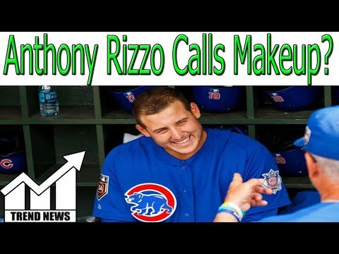 Anthony Rizzo Calls Makeup Game vs. Nationals, Cubs' Schedule 'A Joke'