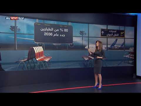 العرب اليوم - شاهد: أبرز التحديات التي تواجه قطاع النقل الجوي