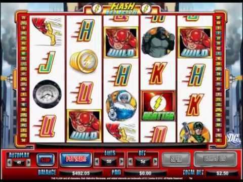 Slot Machine Flash Velocity - Cryptologic - Aamscasinoonline.com