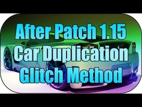 GTA 5 Glitches - Car Duplication Glitch Sell for Cash - After Patch 1.15 GTA V Glitch (видео)