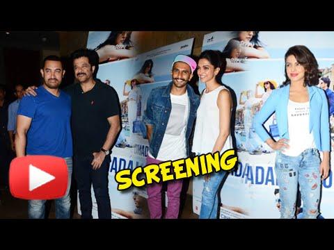 Deepika, Ranveer, Aamir, Priyanka | Dil Dhadakne D