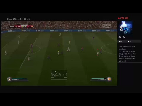 FIFA 17 GAMEPLAY PS4
