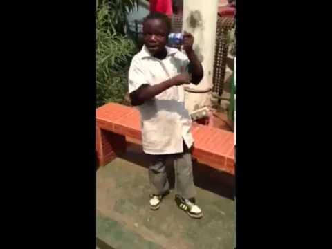 nino africano - Vacile.