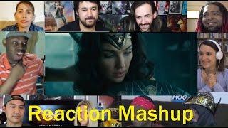 Video WONDER WOMAN – Rise of the Warrior Official Final Trailer REACTION MASHUP MP3, 3GP, MP4, WEBM, AVI, FLV Mei 2017
