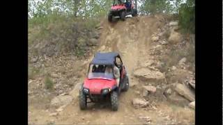4. Polaris Ranger RZR 800 Fun