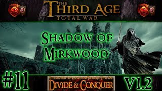 Welcome to part 11 of my playthrough of a campaign in Third Age Total War: Divide and Conquer version 1.2 as the Shadow of Mirkwood.Third Age Total War is a mod for Medieval II: Total War Kingdoms that totally converts the game into the Lord of the Rings universe allowing you to control the armies of Middle-Earth and fight for dominion as whoever you wish to play. Divide & Conquer is a sub-mod for Third Age Total War that expands upon the mod, adding tons of new factions, units, scripts, art and more!Divide and Conquer Homepage: http://www.twcenter.net/forums/showthread.php?736995-Divide-and-Conquer-Version-1-01Arachîr Galudirithon's Installation and Modding Guides: https://www.youtube.com/playlist?list=PLesZst-z4ywYhITHvYbpDq8HpWwKAYwRjDownload for DaC Extra Loading Screens Mod: http://www.mediafire.com/file/a7rutzqp7kwacug/DaC_Loading_Screens.rarDownload for 1920x1080 LOTR Wallpaper Compilation: http://www.mediafire.com/file/iz0qk6rp7x5t4a7/1920x1080_LOTR_Art.rarThanks for watching! Don't forget to LIKE and SUBSCRIBE if you enjoyed the video! :)