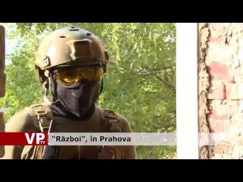 """""""Război"""", în Prahova"""