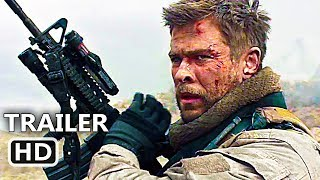 Video 12 STRΟNG Official Trailer (2018) Chris Hemsworth, Action Movie HD MP3, 3GP, MP4, WEBM, AVI, FLV April 2018