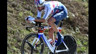 Ponferrada Spain  city photos gallery : Elite Men's Individual Time Trial Highlights - 2014 Road World Championships, Ponferrada, Spain