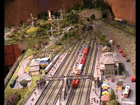 Железная дорога модели своими руками фото