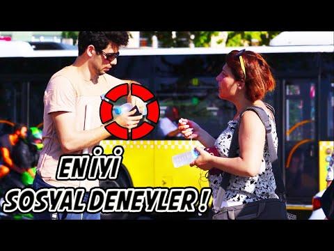 TÜRKİYE'DE YAPILAN EN İYİ SOSYAL DENEYLER #5