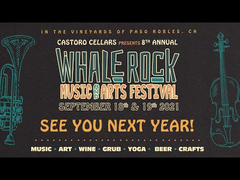 Whale Rock Music & Arts Festival 2020 Postponed