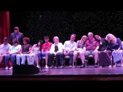 SZELES Comedy Hypnotist Las Vegas show July 20th 2014