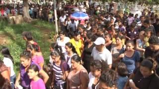 Entierro De Cuatro Jóvenes Asesinados En Ahuachapán