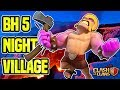 MAX BUILDERS HALL 5 PvP GAMEPLAY | MAX LEVEL 10 TROOPS | MAX LEVEL 5 HERO | Clash of Clans