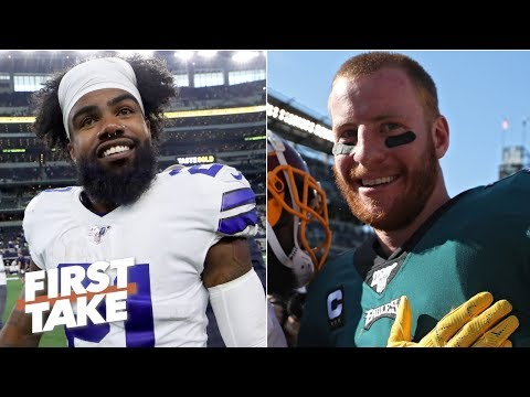 Video: Eagles or Cowboys: Who had the better season opener? | First Take