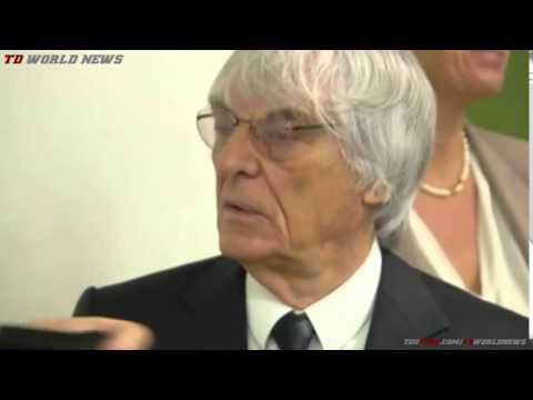 F1 boss Bernie Ecclestone offers German court deal