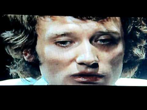 johnny hallyday ,david hallyday  , sylvie vartan , mourir demain , 1971 (видео)