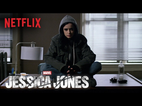 Marvel s Jessica Jones Trailer