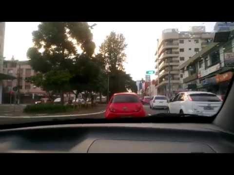 Chegando em Erechim - Páscoa 2014