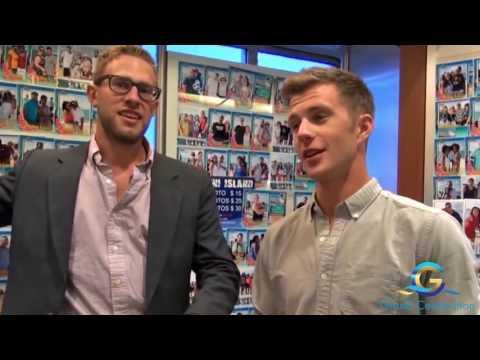 Tyler and Jake Grand Celebration Cruise Testimonial