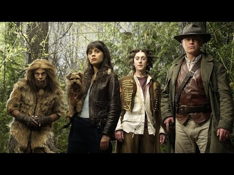 Tin Man Episode 1 - Into the Storm Adventure, Fantasy, Sci-Fi 2007