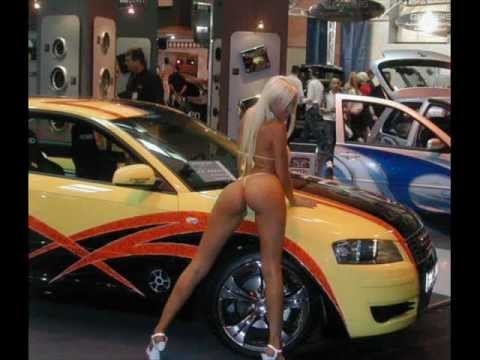CHICAS DEL  TUNING