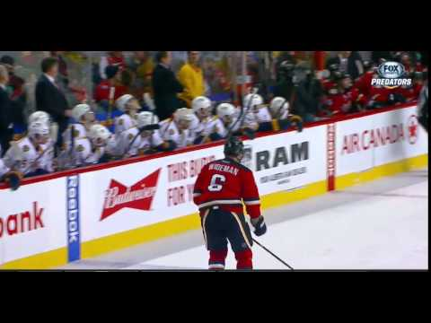 NHL Player Suspended for Checking an Official!