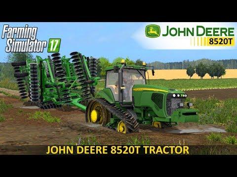 John Deere 8520T v1.0.0.0